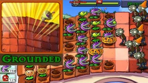 Plants vs. Zombies - Achievement - Grounded (Android Gameplay HD) Ep