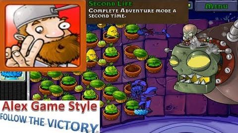 Plants vs. Zombies - Achievement - Second Life (Android Gameplay HD) Ep