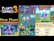 Plants vs. Zombies 3 - New Fairy Ring Mushroom - Legendary Plant (Ep