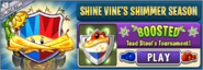 Shine Vine's Shimmer Season - Toadstool's BOOSTED Tournament