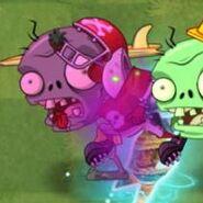 Stalled Big Brainz All-Star Zombie