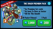 The Smash premium pack