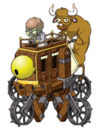 Zombot War Wagon