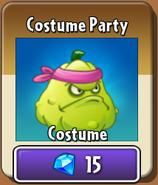 Costume Party Squash