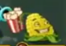 Popcorn-pult without its glasses