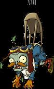 HD Lost Pilot Zombie2