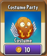 Costume Party Explode-o-Nut