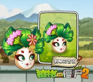 Dazzling Flower Geisha Reveal