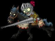 HD Cavalry Zombie Running