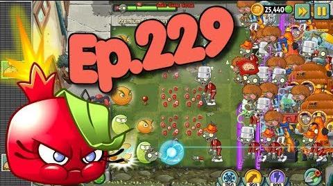 Plants vs. Zombies 2 - BOMBEGRANATE - Epic Quest Premium Seeds Premium Plant Quest (Ep