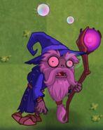 Hypnotized Wizard Zombie