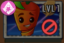 Intensive Carrot can't be used