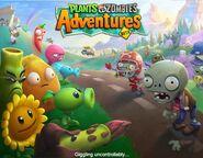 PvZA title screen