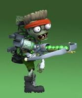 Zombie costume 2