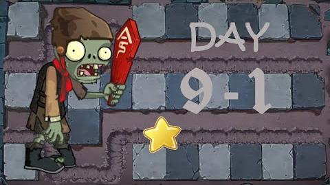 Plants vs. Zombies Online - Qin Shi Huang Mausoleum - Day 9-1