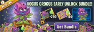 Hocus Crocus Early Unlock Bundle
