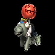 LBP Balloon Zombie Costume
