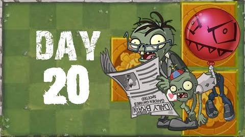 Modern Day Day 20