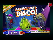 Dartichoke's Disco