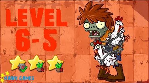 Plants vs. Zombies All Stars V1.0.81 - Wild West Level 5