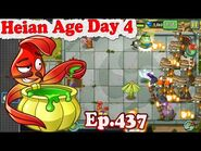 Plants vs. Zombies 2 (China) - Random Plants - Heian Age Day 4 (Ep