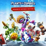 Plantsvs.ZombiesBattleforNeighborvilleSeason'sEatingzEdition AlternativeBoxart