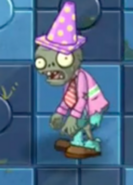 Springening Conehead Zombie FF