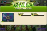 Level up locked garlic