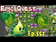 Plants vs. Zombies 2 - Turkey-pult - Full Epic Quest (Ep
