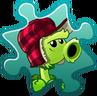 Primal Peashooter Costume Puzzle Piece