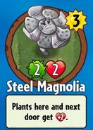 Receiving Steel Mangolia