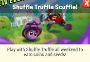 Shuffle Truffle Scuffle!