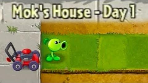 Player's House Day 1 - Walkthrough