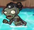 Spider Devil Zombie In Water