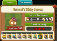 Gumnut's Sticky Season Prize Map