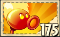 Boosted Fire Peashooter seed packet