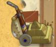 Ancient Egypt Lawnmower