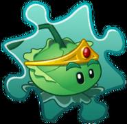 Cabbage-pult Costume Puzzle Piece