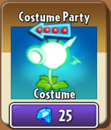 Costume Party Electric Peashooter