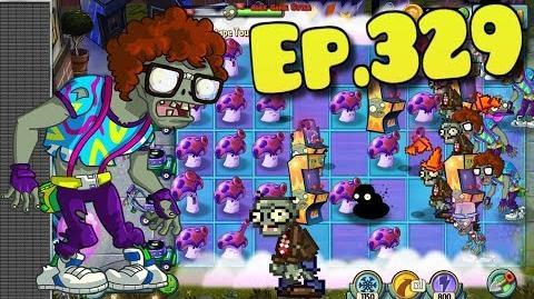 Plants vs. Zombies 2 New Arcade Zombie, 8-Bit Zombie - Neon Mixtape Tour Day 22 (Ep