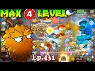 Plants vs. Zombies 2 (China) - Endurian MAX level 4 (Ep