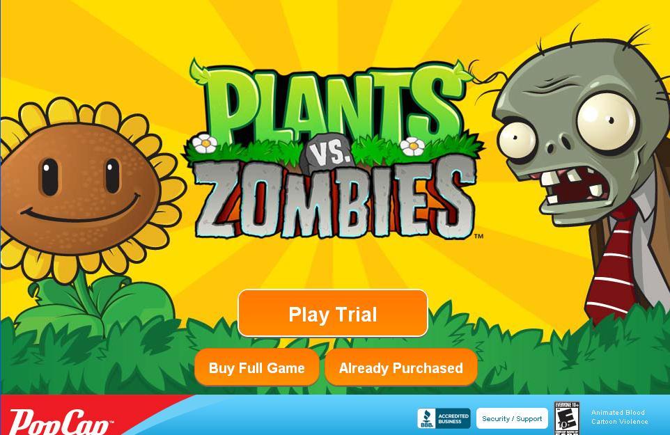 Zombie download vs plant Download Plants