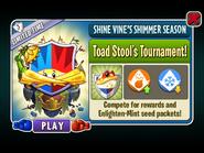 Shine Vine's Shimmer Season - Toadstool's Tournament