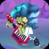 Keytar Zombie