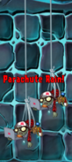 ZCorp HelpDesk Parachute Rain