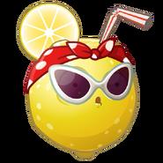 Acidic Citrus PopCap Costume