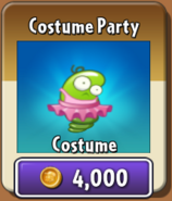 Costume Party Spring Bean 2