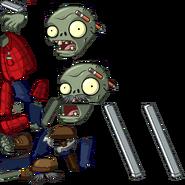 Ladder Zombie PvZAS Sprites