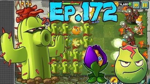 Plants vs. Zombies 2 - Premium Plants - Lava Guava, Cactus, Shrinling Violet Quest (Ep
