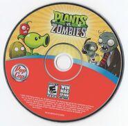 Plantsvs.ZombiesGameoftheYearEdition MicrosoftWindowsMacOSX Disc